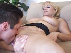 big tits, blonde, hardcore, milf, pussy, busty, missionary, mom, platinum blonde, reverse cowgirl, shaved pussy