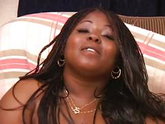 Amateur sex movie-black bbw sluts maturbutes with her big boobs
