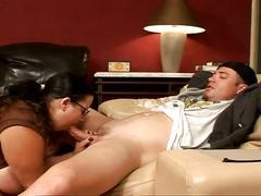 Plump cutie shows amazing tits hardcore sex video