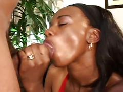 Thick and black 02-ebony horny gril drilled by another big black dicks
