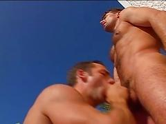 anal, blowjobs, hardcore, hunks, porn stars, assfucking, deepthroat, face fucking, gagging, licking balls, muscle man, sloppy blowjob, stud