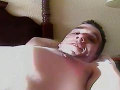 Amateur hairy fuckers furiously pounding each other in hot session
