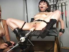 Full penetration by mindless, insatiable machines !
