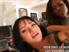 Belladonna and black slut share bbc2