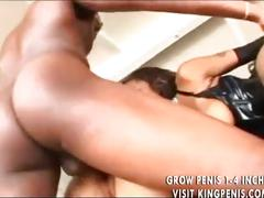 Belladonna and black slut share bbc2