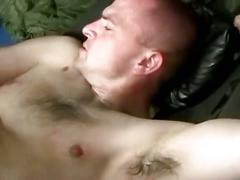 Dilf and studs have hot threesome