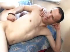 Cum swapping horny twinky neighbors ultimate anal attacking