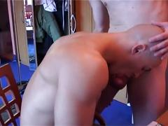 Sexy studs hot toying and ass fucking