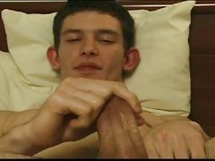jerking, porn stars, solo, twinks, handjob