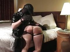 Master daddy shadow spanks his slave night shayde