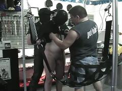 anal, bdsm & fetish, blowjobs, dads & mature, extreme, fat men, porn stars, assfucking, bondage, chub, dad, deepthroat, face fucking, gagging, leather, mature, older man, sloppy blowjob