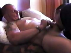 Amateur muscular daddies delirious in hardcore all holes pounding