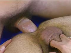Hot dudes anal rimming and fucking outdoors