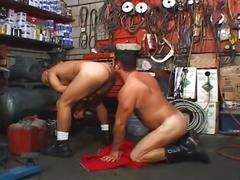 Horny dilfs hardcore ass pounding