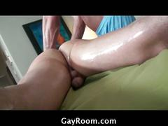 Chase young gets fucked after massage