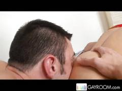 Tyler ford hot rimming and anal action