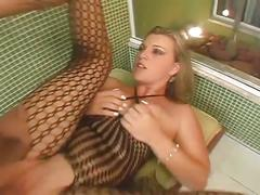 Hot anal lover babe fucked very hard by a hard cock