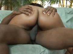 Black bbw get hard fucked and sucked