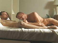 Shameless skinny studs injecting sweet ass holes with hot rods