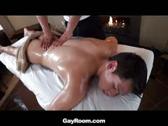 Chase austin massage and fucking by jimmy clay
