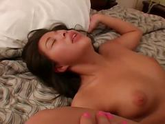 asian, brunette, hardcore, pussy, teen, 18 yo, big black dick, black on asian, brown hair, chick, cowgirl, cutie, missionary, oriental, reverse cowgirl, shaved pussy, spoon, young