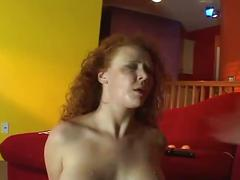 Redhead gets bdsm submitting from punk rocker