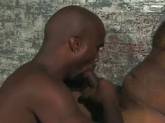 Ebony dudes hot fuck scene