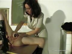 Demanding teacher makes sex