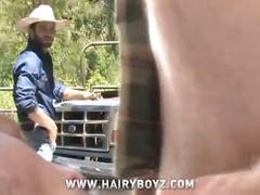 Chris porter, colby keller, tommy defendi hot cowboys fucking