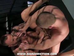 Derek parker, shay michaels ass rimming buffed bears