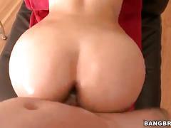 Valerie kay nice round bottom, hardcore fuck