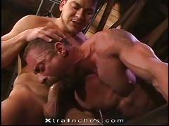 Bo knight & carlos morales having a nice fuck