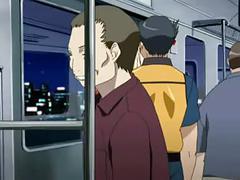 Dans le metro-part 1...f70