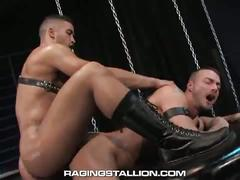 Nasty anal fucking with jessie colter and trey turner