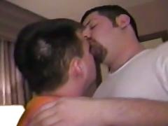 Amateur hairy fat daddies enjoying sleazy crap holes execution