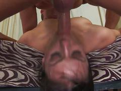 Nadia styles brutal blowjob video