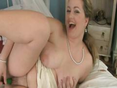 Picture-perfect bbw slut fuck scene