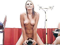 Byu coed's first porno