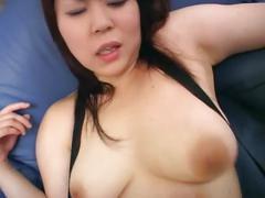 Asian hairy cunt fucksation