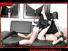 amateur, homemade, orgasm, halloween, mdh, mydirtyhobbycom, doggy, cumshot, blonde, deutsch, german, jizz, real, cum-shot