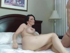 Slut big tits mom