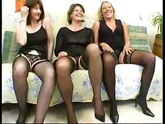3 gal orgy