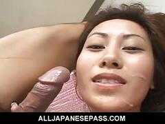Nana nanami fondled and fucked in an exam room