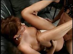 Raven mccall - teasemaster milf bondage gimp