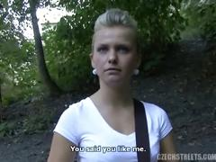 amateur, blonde, blowjob, outdoor, pov, teen, 19 yo, authentic, czech, czechstreets.com, deepthroat, gagging, homemade, innocent, newbie, platinum blonde, point of view, point-of-view, public, reality