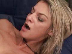 Hot horny milf gets rammed hard