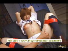 Azusa itagaki hot asian chick has a sexy body is...