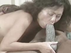 Over 40 asian slut first time black