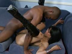 babe, big dick, big tits, brunette, ebony, hardcore, hd, milf, beauty, big black dick, big boobs, big cock, black hair, black on latina, busty, chick, doggy style, glamour, gorgeous, huge tits