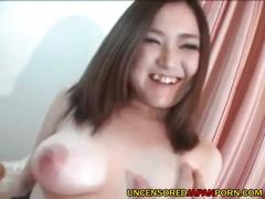 Uncensored japanese hairy pussy close-up